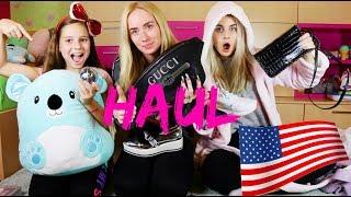 Haul + Q&A z NYC