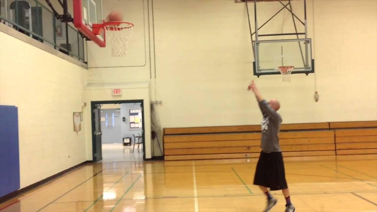 Form Shooting Basketball Drill - YouTube