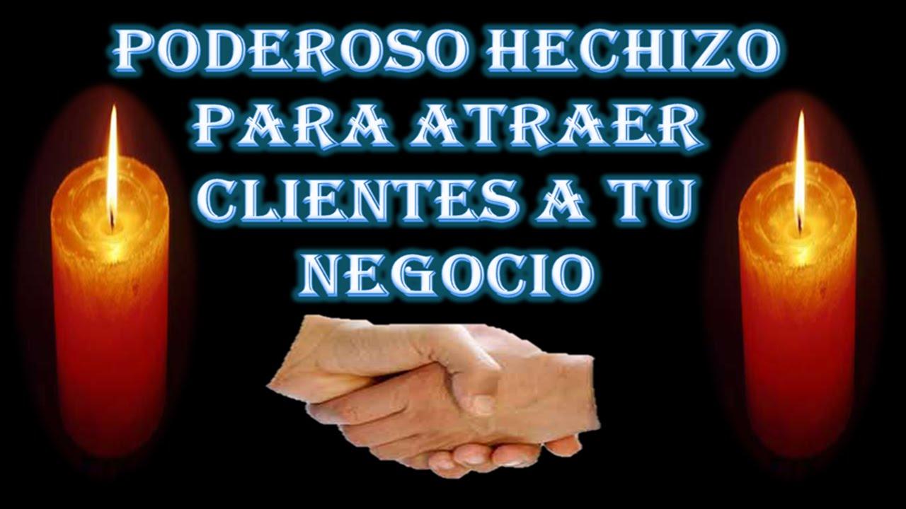 PODEROSO HECHIZO PARA ATRAER CLIENTES A TU NEGOCIO - YouTube