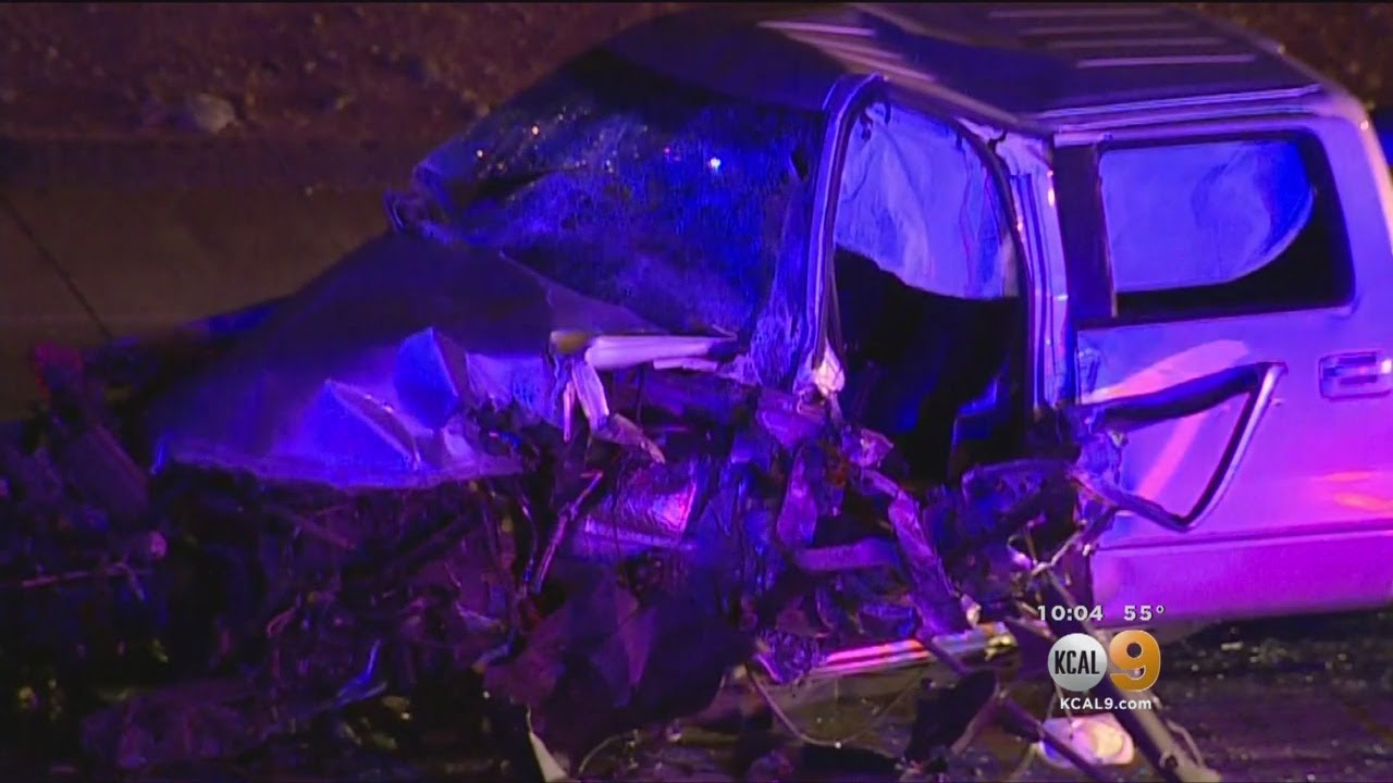 Deadly Wrong-Way Crash On 210 Freeway Devastates Fontana Family