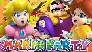 F*CKIN' WALUIGI! | Mario Party 3