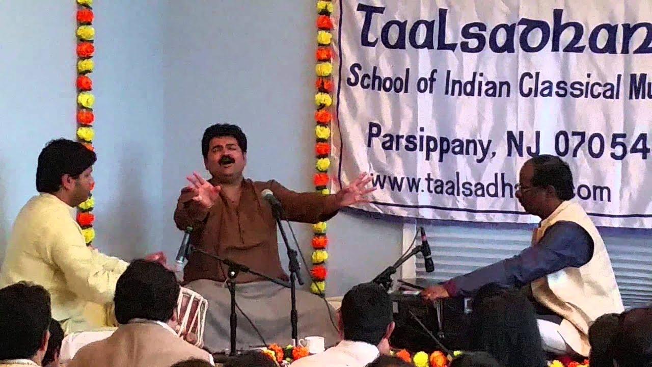 Taalsadhana presents Bhuvanesh Komkali - Raag Yaman