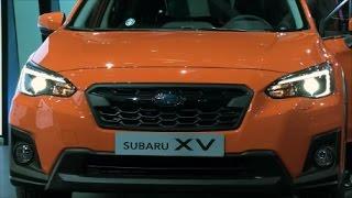 Subaru XV 2017. Субару ХV 2017