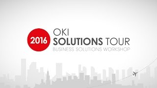 OKI SOLUTIONS TOUR -ROME : Experiencing the EVENT