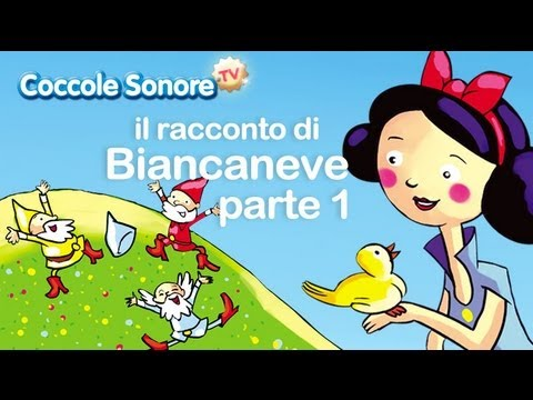 Biancaneve (parte 1°) - Le fiabe raccontate di Coccole Sonore from YouTube · Duration:  4 minutes 44 seconds