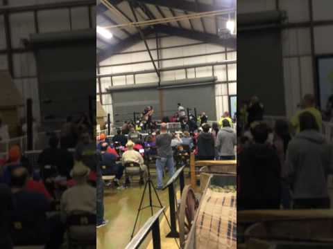 Riot city vs The Coalition RCR at Rampage