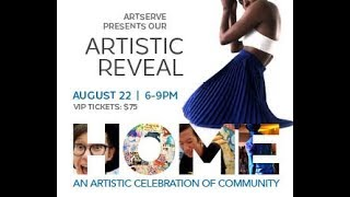 """Home"" Recap Video - Artserves (FTL) Artistic Celebration Of Community Honoring Cultural Visionaries"