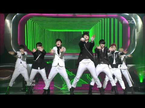 Infinite  BTD, 인피니트  비티디, Music Core 20110122