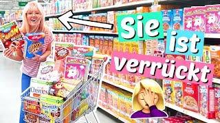 ALLE Cornflakes kaufen & mischen 🙈🤰🏼| ViktoriaSarina