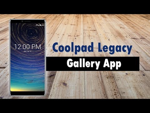 Coolpad Legacy Gallery App