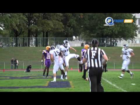 Northeast Conference Football Digest - Week 12