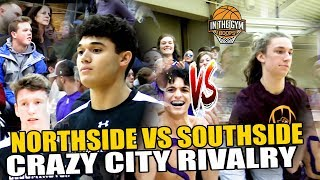 THE BATTLE IN Bloomington |Northside vs Southside