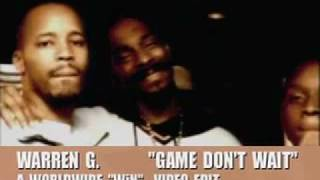 Смотреть клип Warren G - Game Don't Wait