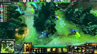 coL vs Zenith - Game 2, Winner Bracket Quarter Finals - The International - English Commentary
