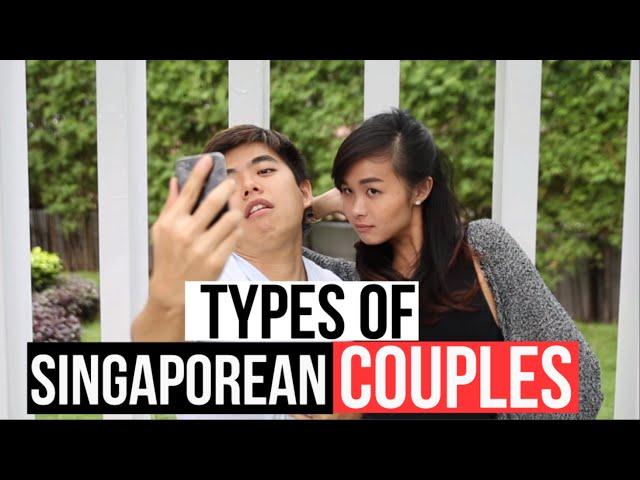 Types of Singaporean Couples feat. Siala   TSL Comedy   EP 5