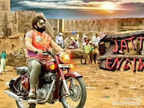 Jattu Engineer Film Posters