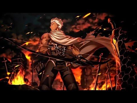 Descargar Fate Stay Night  Unlimited Blade Works 1ra y 2da Temporada [26/26] MEGA HD BD