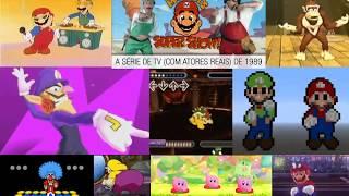 Mario Mix RE:MIX