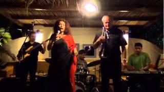 Marina Xavier-live at J & A