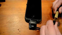 FiiO L9 LOD Line out Dock for iPhone/iPod Touch