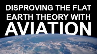 My thoughts on the flat earth theory.