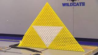 25,000 Dominoes! - The Incredible Science Machine, Game On!