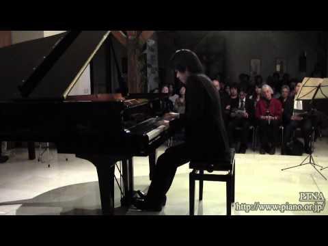 Franz Liszt: Fünf kleine Klavierstücke No.1 S.192 pf.中山翔太
