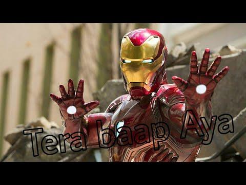 Download Tera Baap Aya    Iron Man    Hindi mix video    Commando 3 song