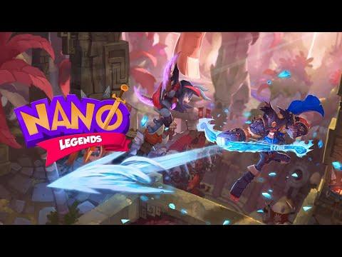 Nano Legends - Short Teaser