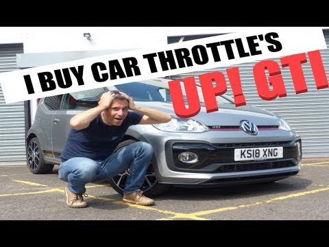 Car Throttle's old Up! GTI NOW SOLD by Volkswizard