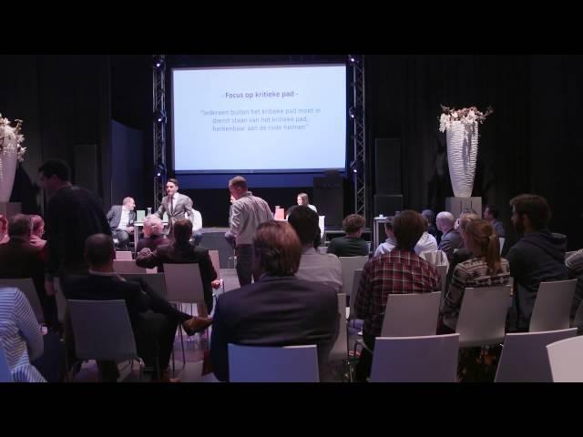 Rogier Elshout - debatleider, presentator dagvoorzitter. promofilm