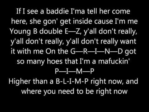 Futuristic ft BEEZ Wassup Lyrics