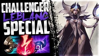 NA Challenger LeBlanc Special