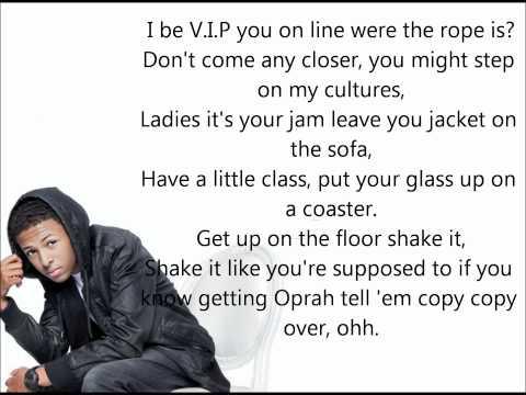 Copy, Paste-Diggy Simmons w/Lyrics