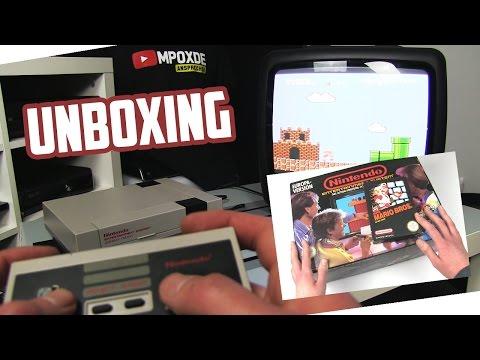 NES Unboxing - Infos & Angezockt