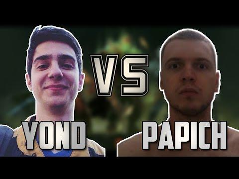 видео: y0nd vs. evilarthas (hailrake, Папич)