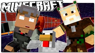 Minecraft | ESCAPE THE NARRATOR! | The Redstone Bug (Minecraft Roleplay) thumbnail