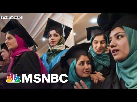 Women Fear Losing Rights Under Taliban Rule