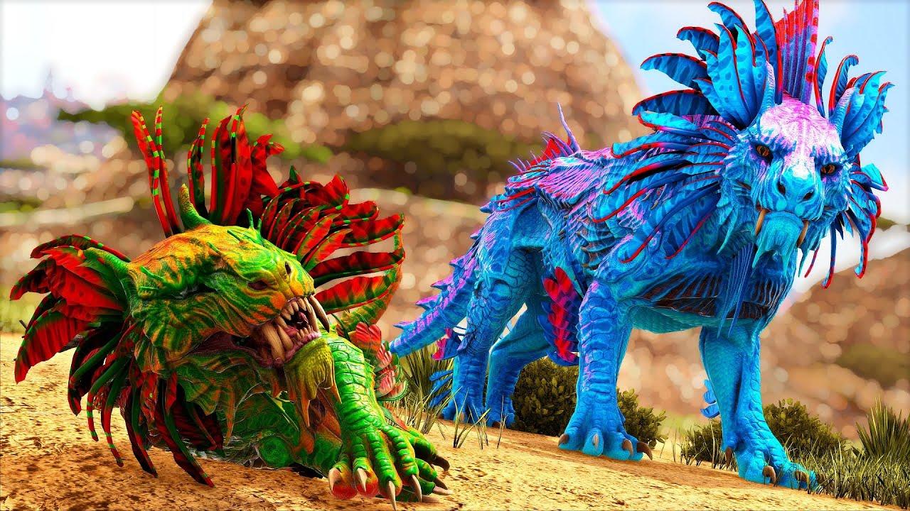 O Bebê ShadowMane Foi Infectado Por Sanguessugas, Ficou Doente e Não Re...! Ark Dinossauros