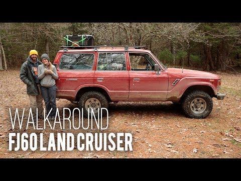 Built 4 Adventure - Walkaround: FJ60 Land Cruiser
