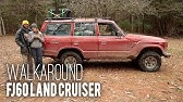 1986 Toyota FJ60 Landcruiser Improvements - YouTube