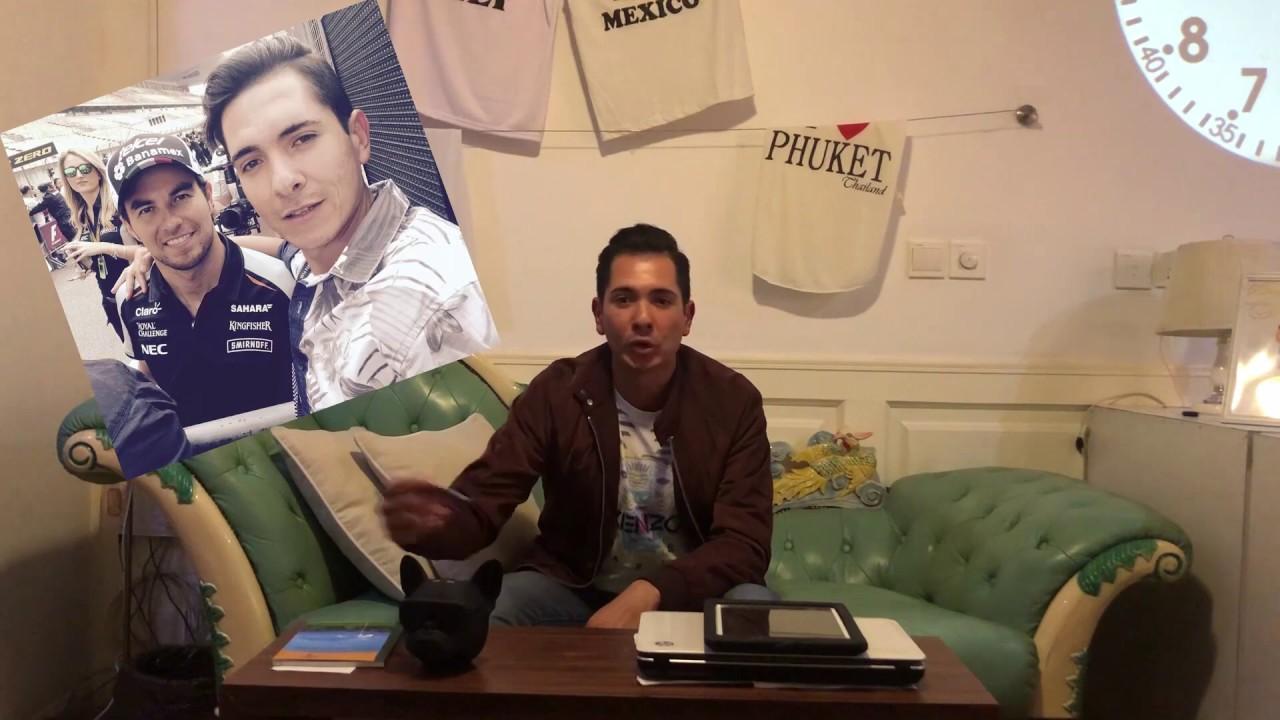 Manu Villada nos habla de: Shanghai, Negocios, Tenis, Pareja, Entrevistas, Estilo de vida y mas...