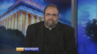 Monsignor Charles Pope discusses homosexuality - ENN 2018-08-20