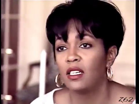 Anita Baker April.13.1996 Interview Spotlight