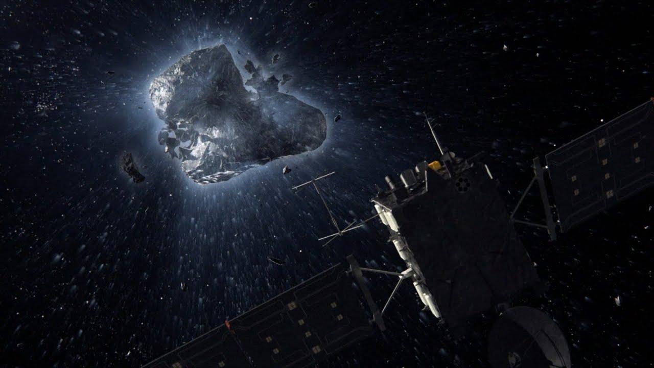 Landing On A Comet: Rosetta | SPACE WEEK 2016 - YouTube