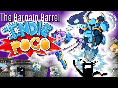 INDIE SMASH BROS. | The Bargain Barrel | Stream Four Star