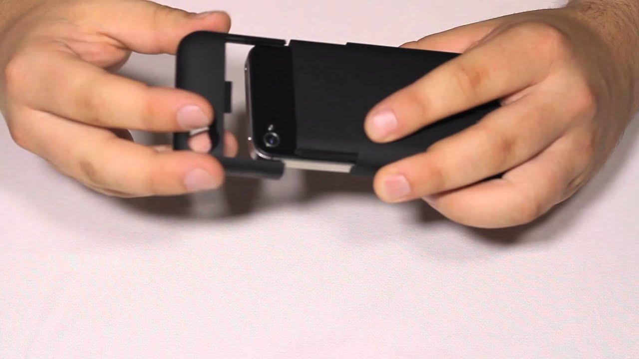oplaadbaar hoesje iphone se