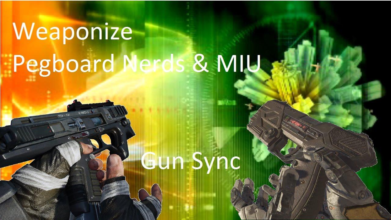 #MW3 + BO3 Gun Sync - Weaponized