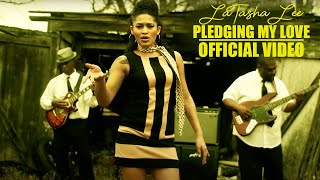LaTasha Lee - Pledging My Love - (Johnny Ace Cover-Video)