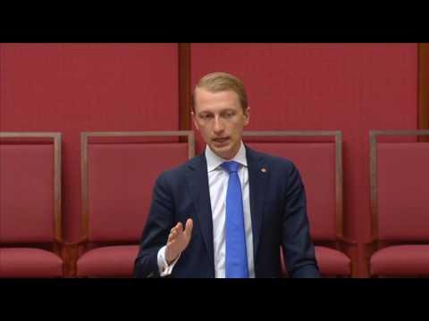 Senator Paterson on penalty rates